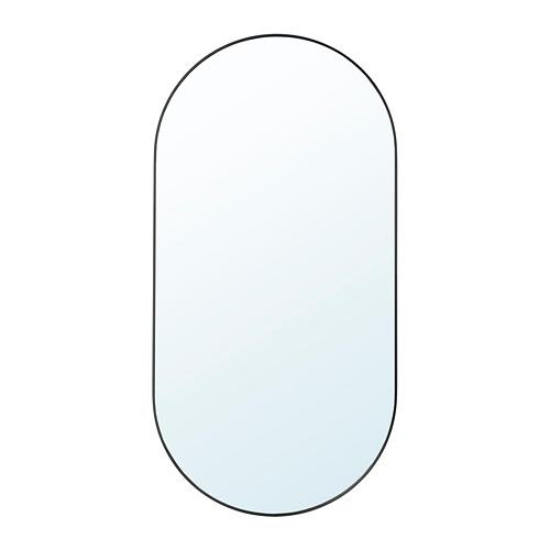 LINDBYN - 鏡, 黑色   IKEA 香港及澳門 - PE767397_S4