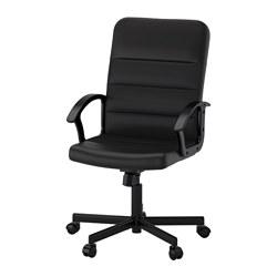 RENBERGET - 旋轉椅, Bomstad 黑色 | IKEA 香港及澳門 - PE630212_S3