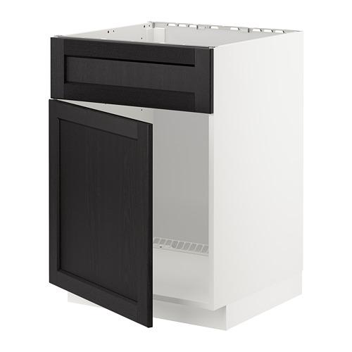 METOD 星盆用地櫃連門/面板