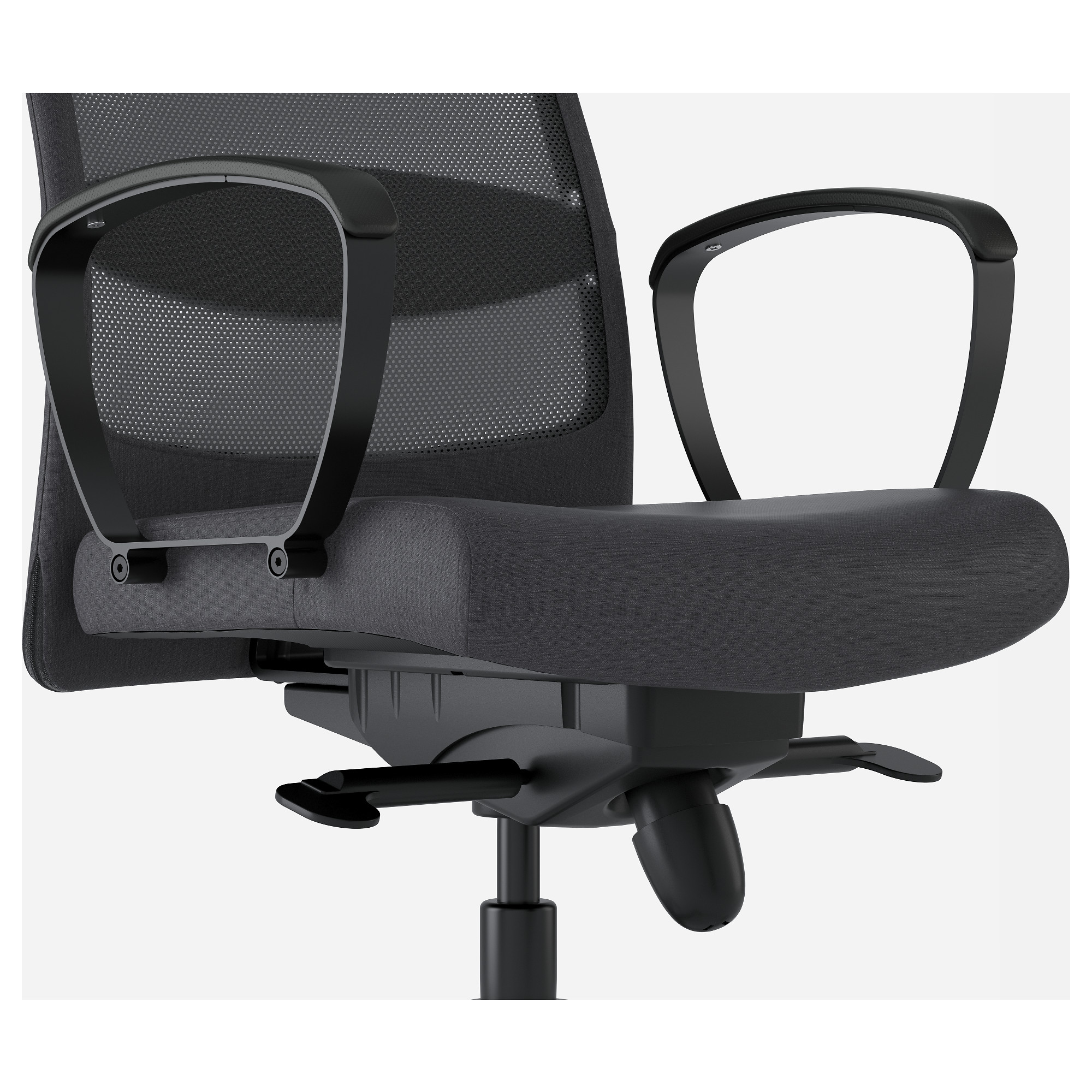 Surprising Markus Office Chair Vissle Dark Grey Ikea Hong Kong Caraccident5 Cool Chair Designs And Ideas Caraccident5Info