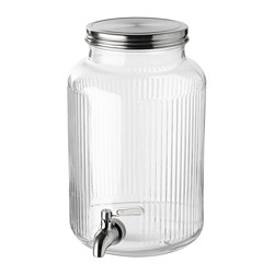 VARDAGEN - jar with tap | IKEA Hong Kong and Macau - PE767634_S3