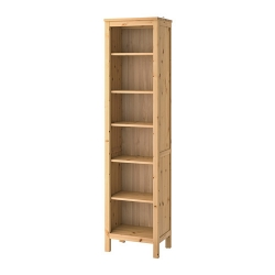 HEMNES - 書架, 淺褐色 | IKEA 香港及澳門 - 60352886_S3