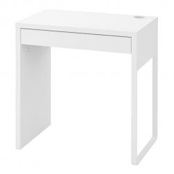 MICKE - desk, width 73 x depth 50cm, white | IKEA Hong Kong and Macau - 80354281_S3