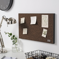 SVENSÅS - memo board with pins, cork dark brown | IKEA Hong Kong and Macau - 70432246_S3