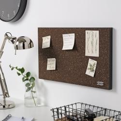 SVENSÅS - 便條板連大頭釘, 水松 深褐色 | IKEA 香港及澳門 - 70432246_S3