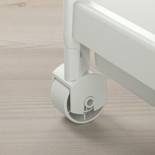 VESKEN - 活動几, 白色 | IKEA 香港及澳門 - 50453881_S4
