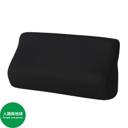 BORTBERG - lumbar cushion, black | IKEA Hong Kong and Macau - 10447972_S3