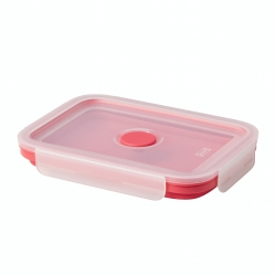 FJÄRMA - food container, collapsible, pink-red, 800ml | IKEA Hong Kong and Macau - 50469472_S3