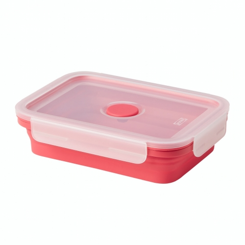 FJÄRMA - food container, collapsible, pink-red, 800ml | IKEA Hong Kong and Macau - 50469472_S4