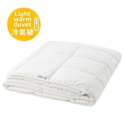 STRANDMOLKE - duvet, light warm, 200x200 cm  | IKEA Hong Kong and Macau - 80457203_S3
