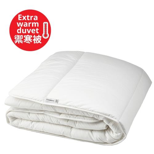 STJÄRNBRÄCKA - duvet, extra warm, 200x200 cm    IKEA Hong Kong and Macau - 20458639_S4