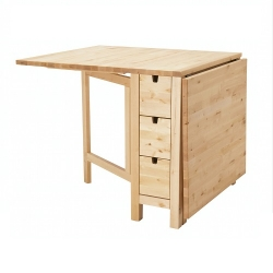 NORDEN - gateleg table, birch | IKEA Hong Kong and Macau - 80423883_S3