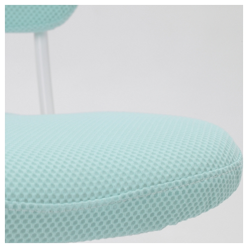 VIMUND - 兒童椅, 淺湖水綠色   IKEA 香港及澳門 - 90424354_S4