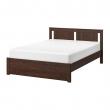 SONGESAND - bed frame, brown | IKEA Hong Kong and Macau - 80372529_S2