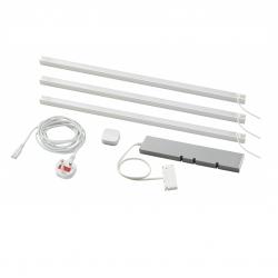 TRÅDFRI/SKYDRAG - Led櫃台板抽屜燈照明套装, 白色 | IKEA 香港及澳門 - 29420331_S3