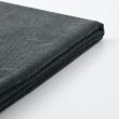 VALLENTUNA - 背墊布套, Kelinge 炭黑色 | IKEA 香港及澳門 - 00487690_S2