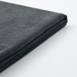 VALLENTUNA - cover for back cushion, Kelinge anthracite | IKEA Hong Kong and Macau - 00487690_S3