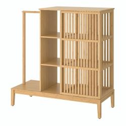 NORDKISA - 開放式趟門衣櫃   IKEA 香港及澳門 - 10439477_S3