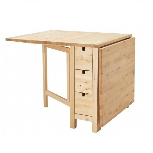NORDEN - 摺板檯, 樺木 | IKEA 香港及澳門 - 80423883_S4
