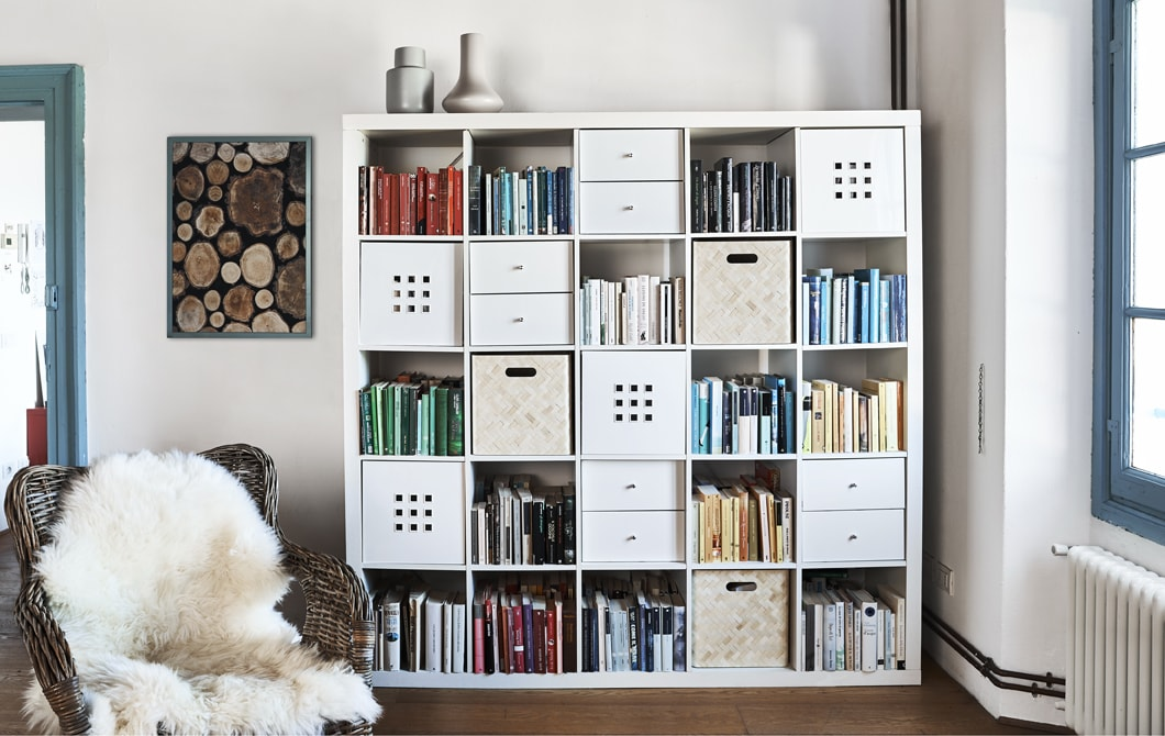 7 ideas for being more organised at home