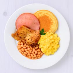 IKEA 早餐精選