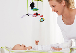 IKEA baby changing facilities