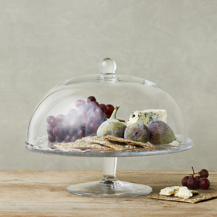 Find decorative ways to serve up a cheese platter