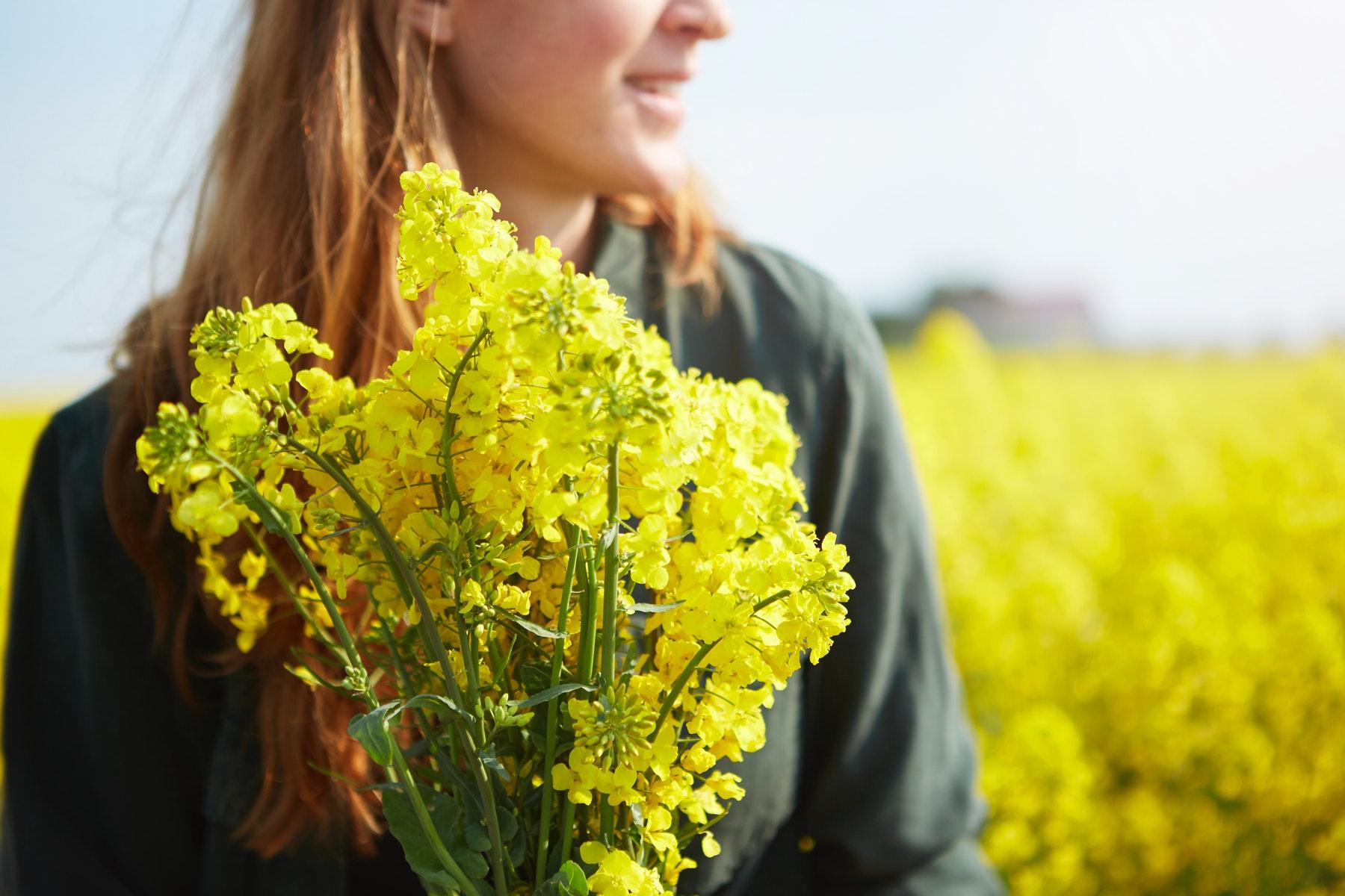 SMAKRIK series of organic rapeseed oils