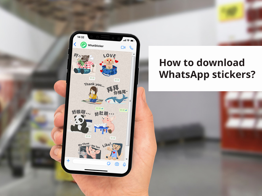 How to download WhatsApp stickers?