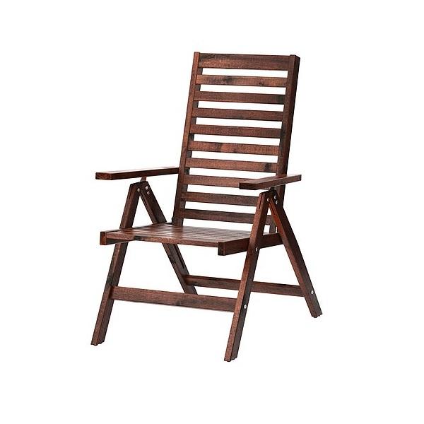 ÄPPLARÖ 戶外摺合躺椅