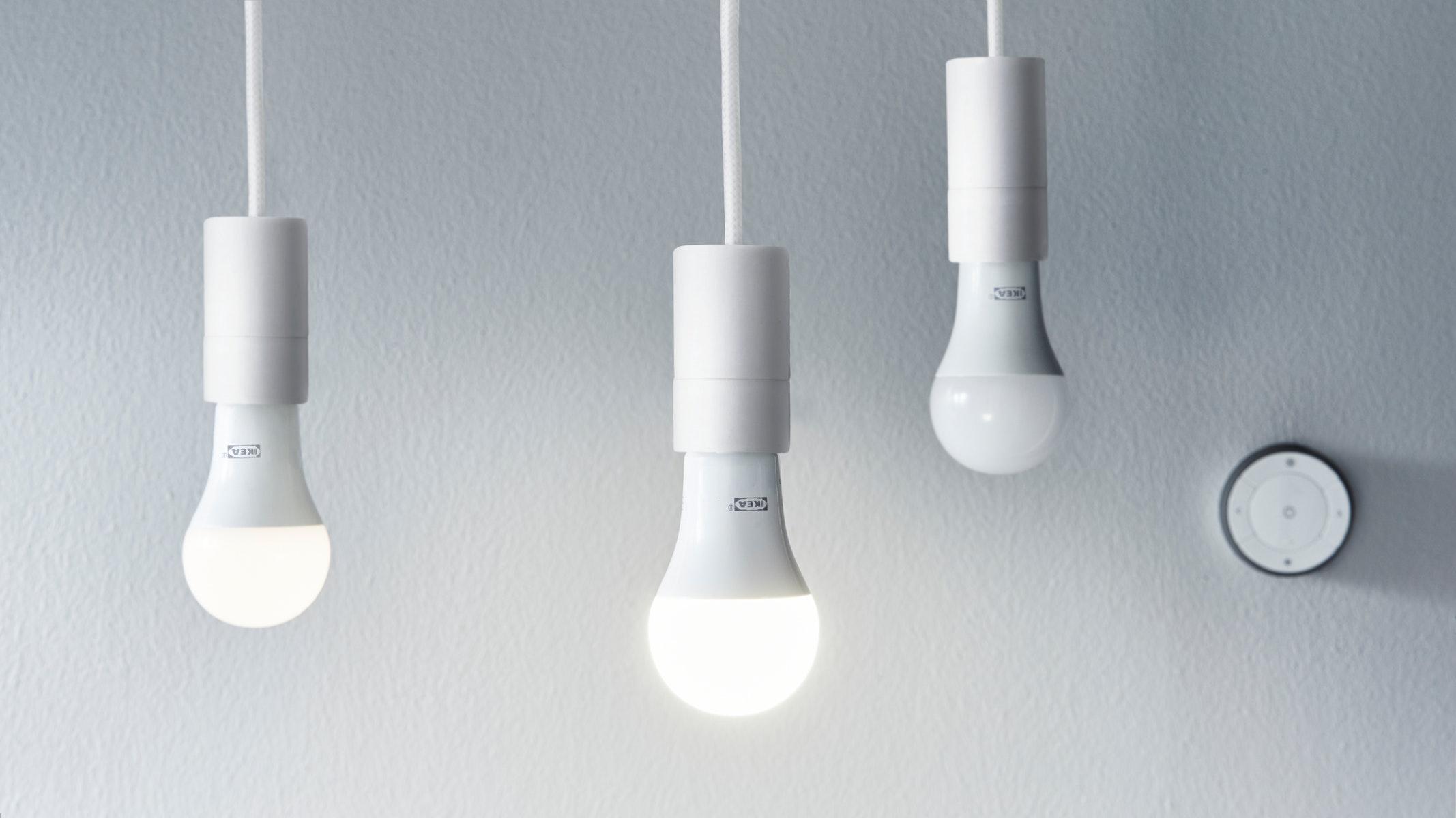 IKEA LED 燈膽