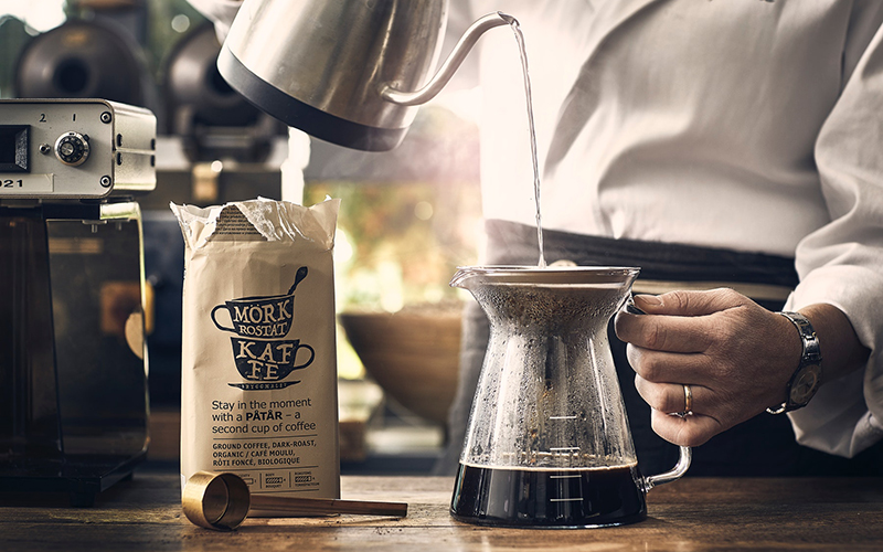 All IKEA coffee beans are UTZ Certified and organically grown, which allows farmers to get a better income and a fairer share of the profits.