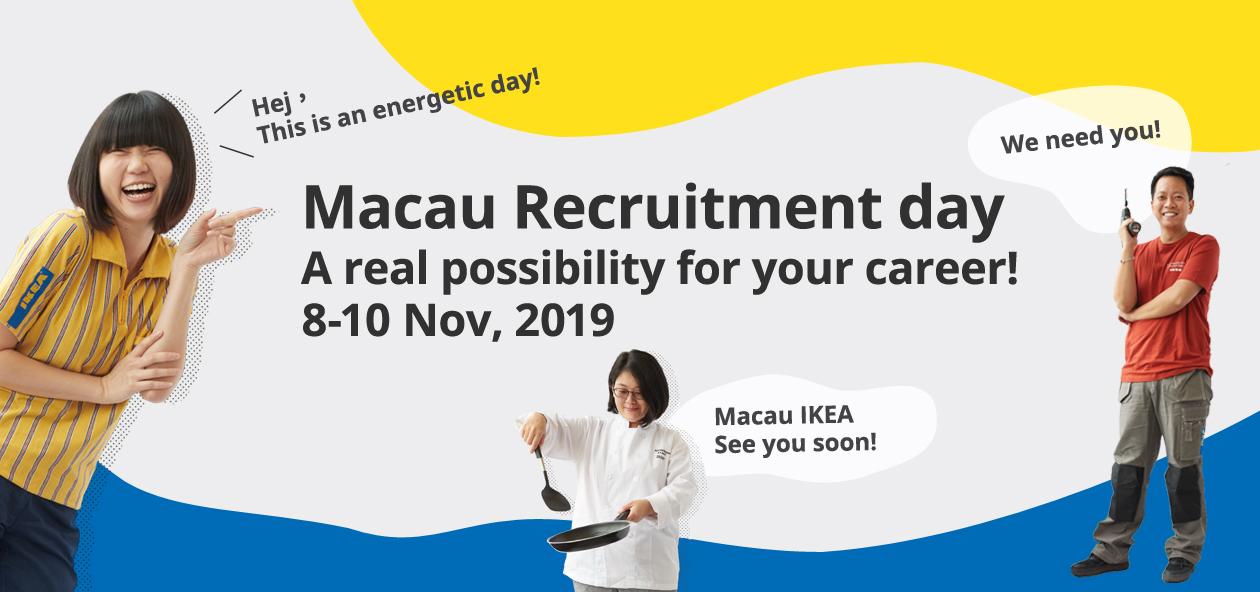 IKEA Macau Recruitment Day