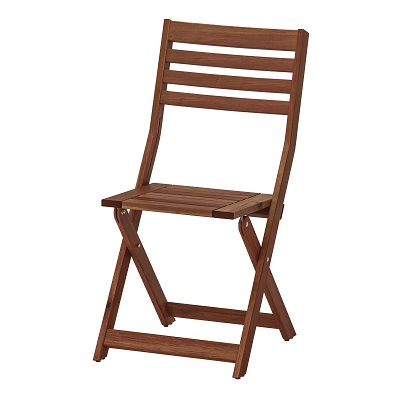 宜家家居戶外躺椅