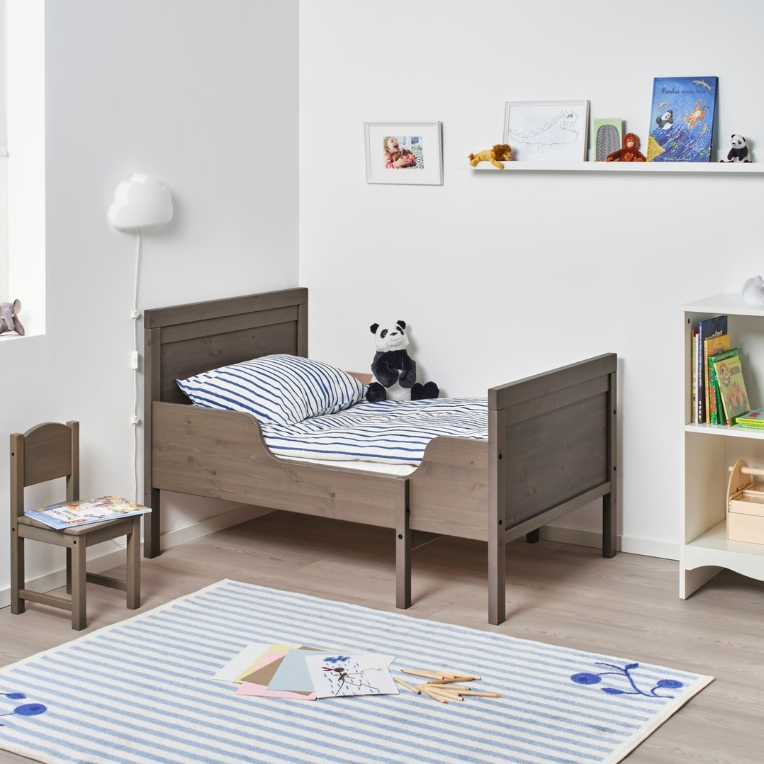 ikea-ext-bed-frame-with-slatted-bed-base