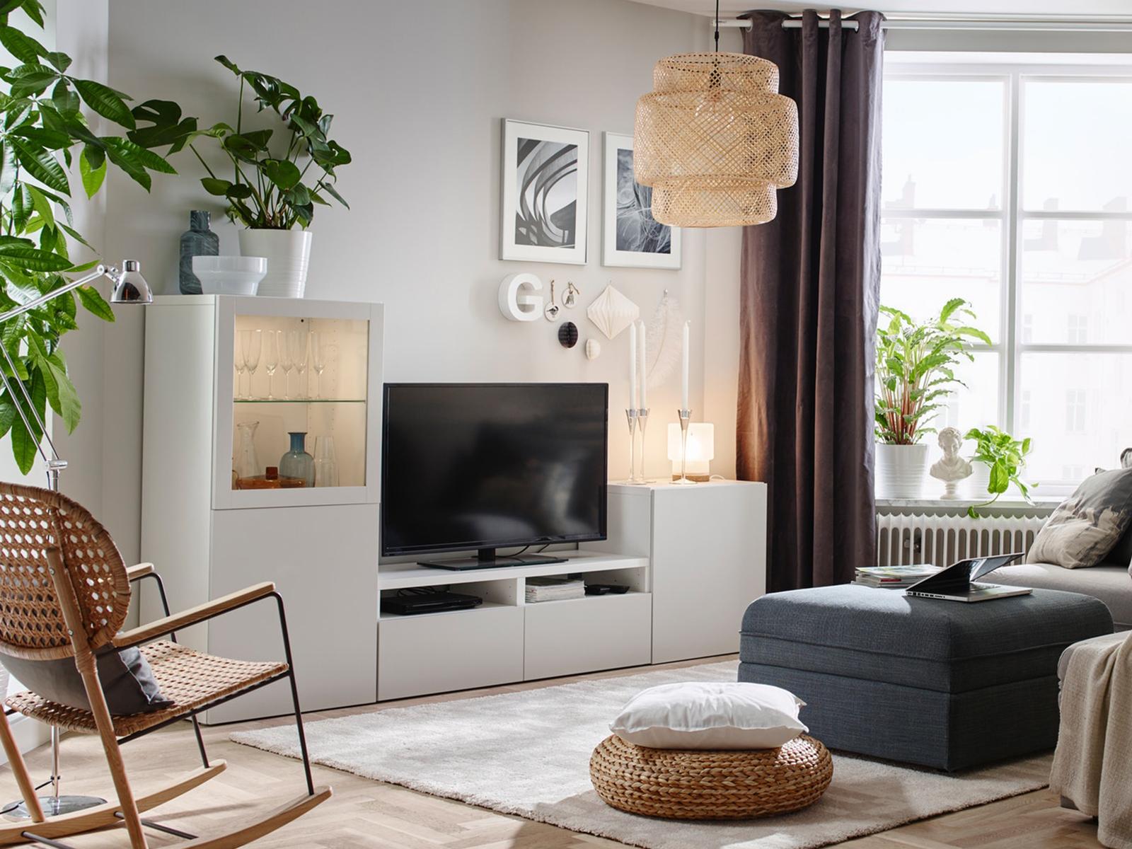 Living room storage - BESTÅ series │ IKEA