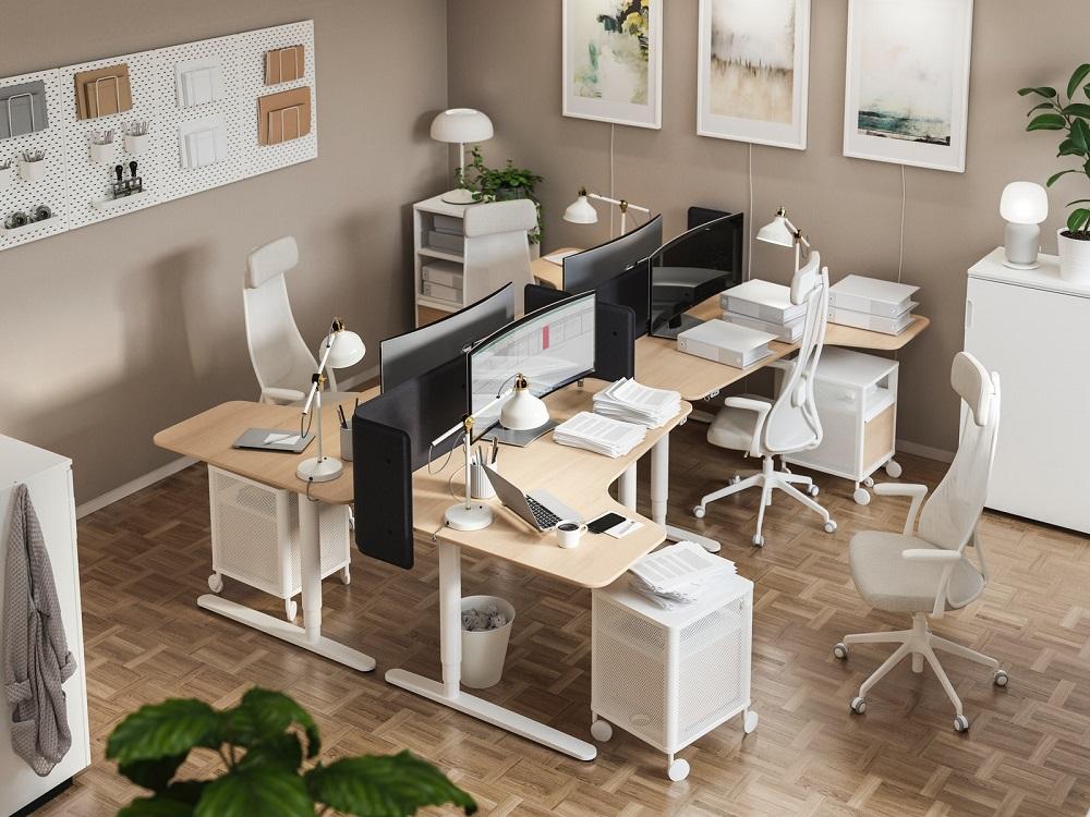Office Desks Ikea Hong Kong