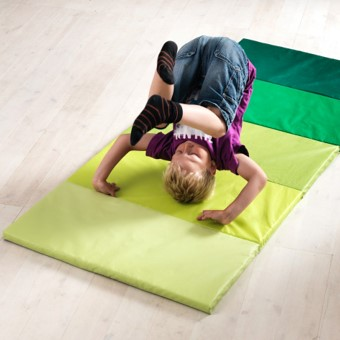 ikea folding gym mat