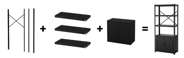 BROR Storage System