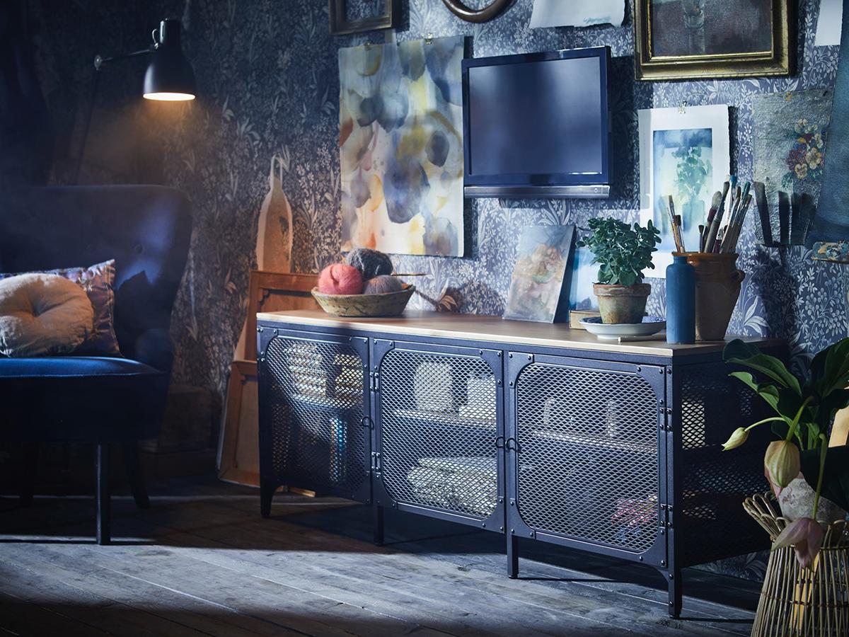 IKEA FJÄLLBO 電視櫃