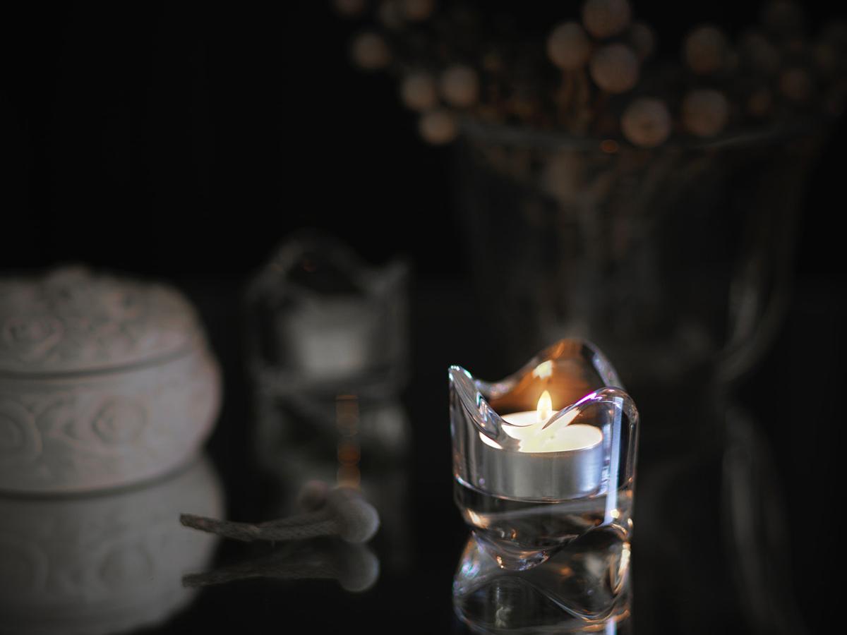 VÄSNAS-蠟燭及鐲台