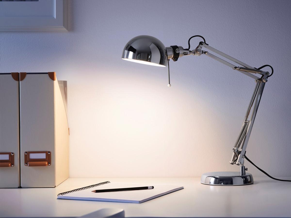 ikea FORSÅ 工作燈