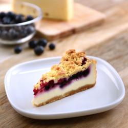 IKEA 藍莓紅莓芝士餅