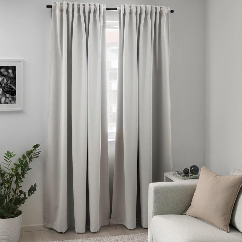 ikea-majgull-窗簾