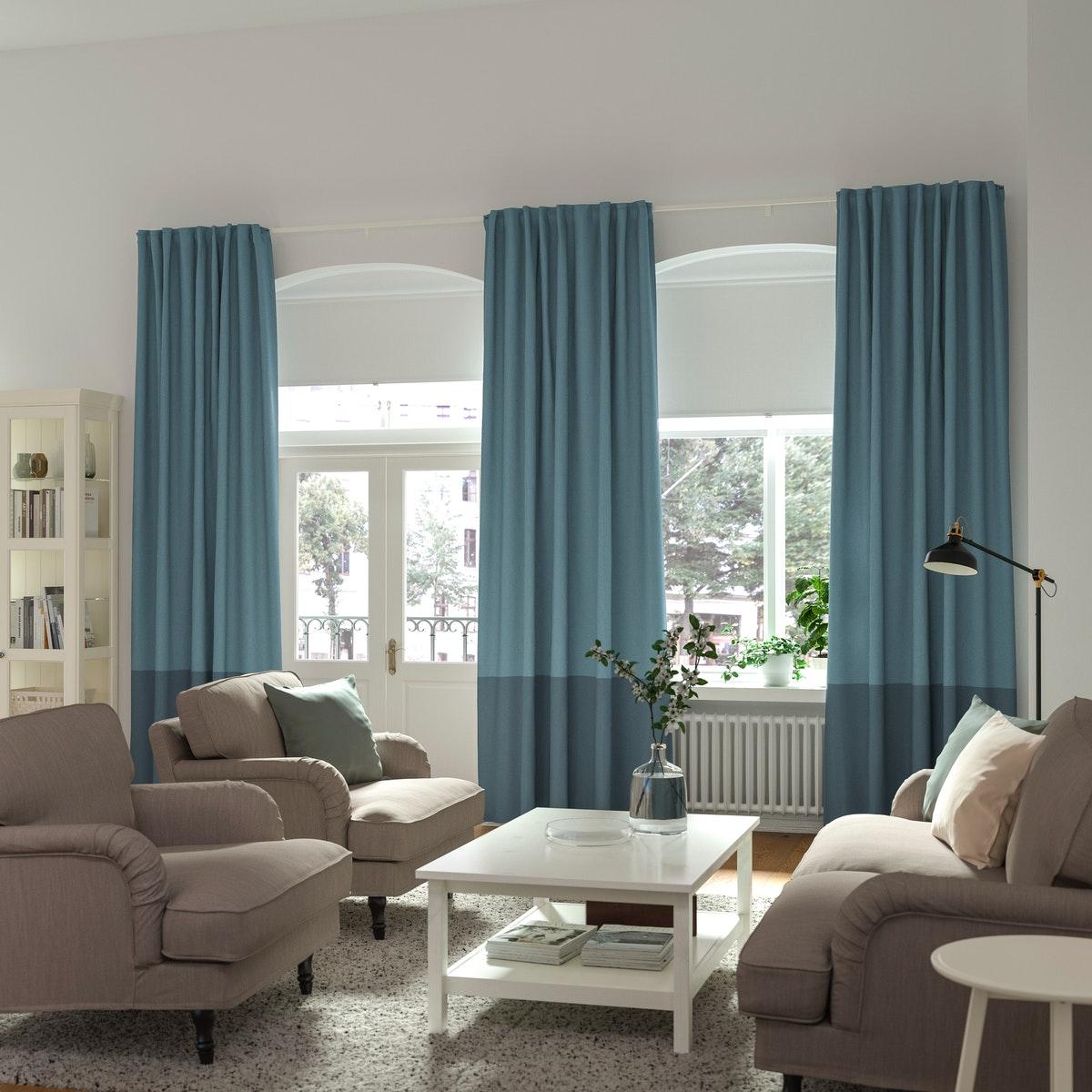 ikea-marjun-窗簾