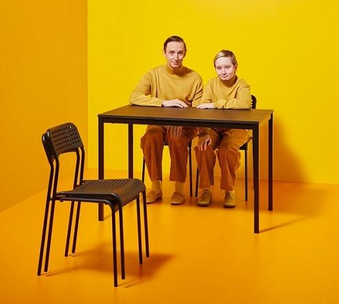 JOKKMOKK一檯四椅