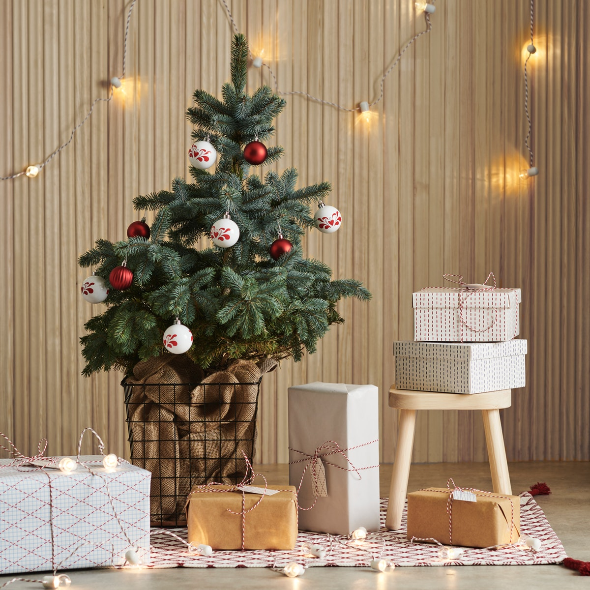宜家家居聖誕樹及裝飾