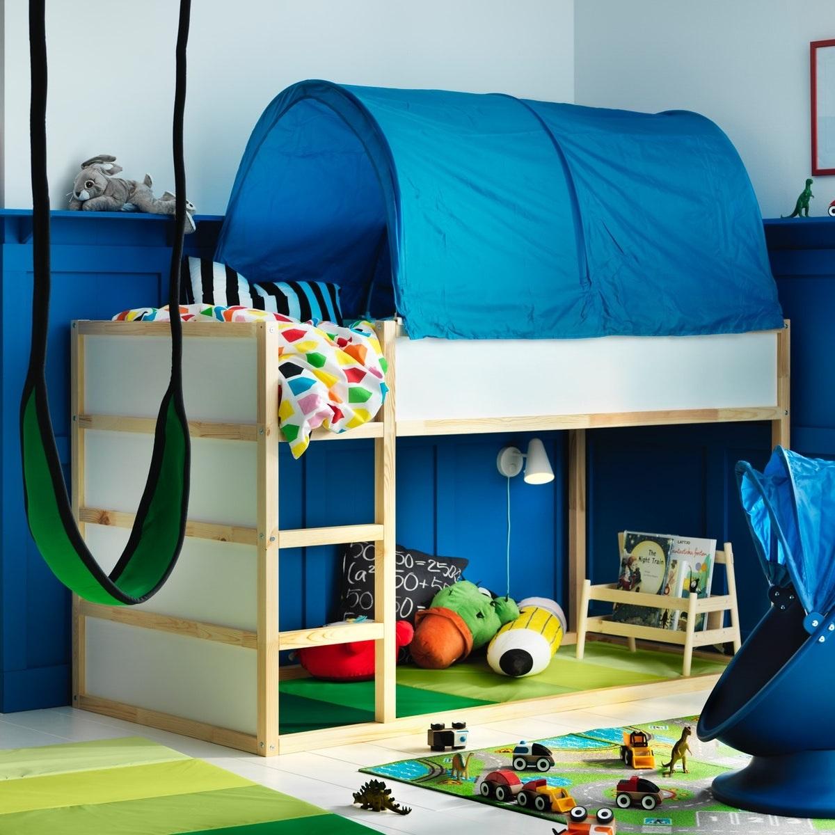 IKEA兩用床架