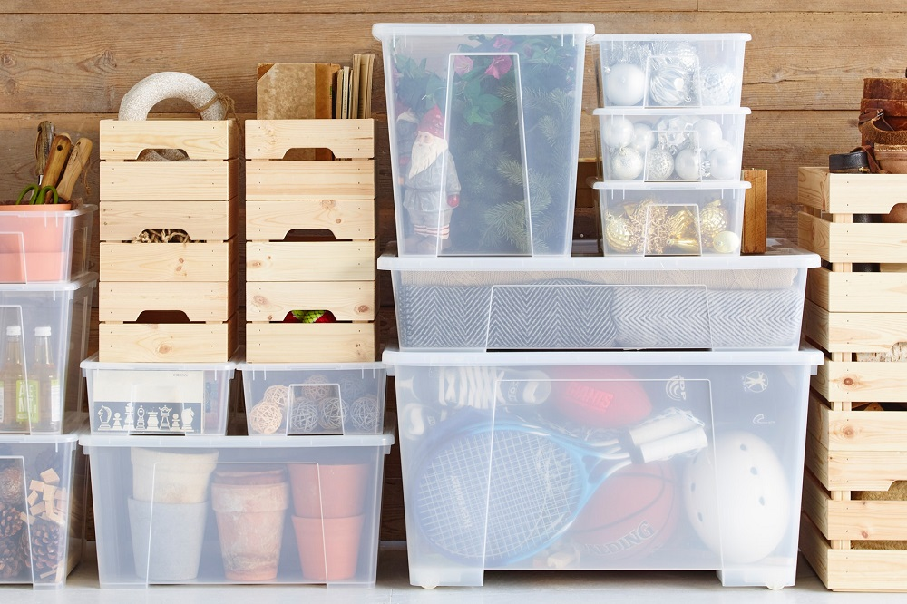 ikea-貯物盒及籃