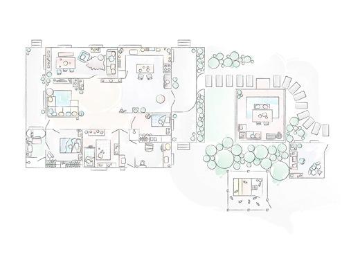 Nici的家居平面圖